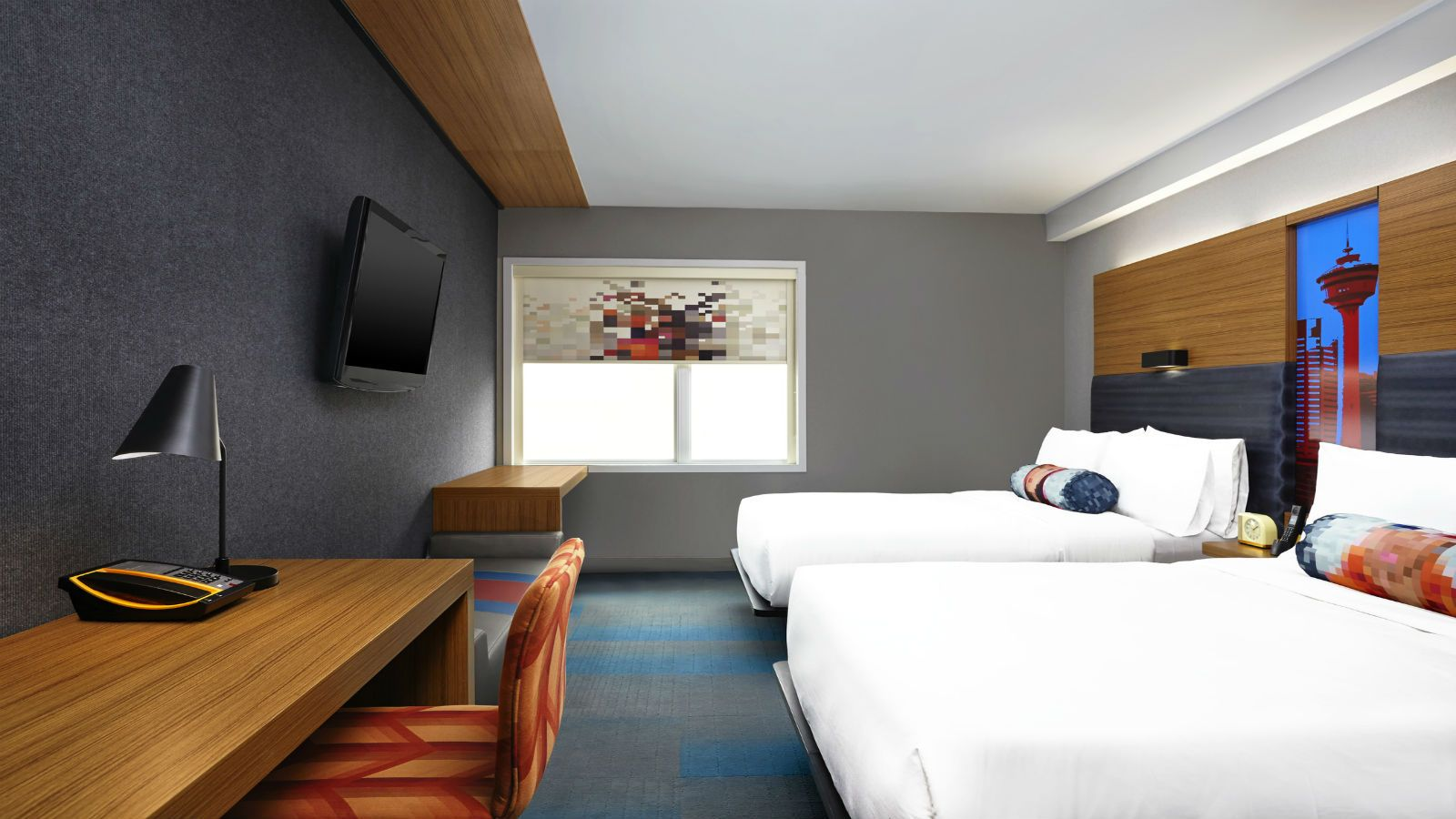 Calgary Tournaments Offer - Guest Room